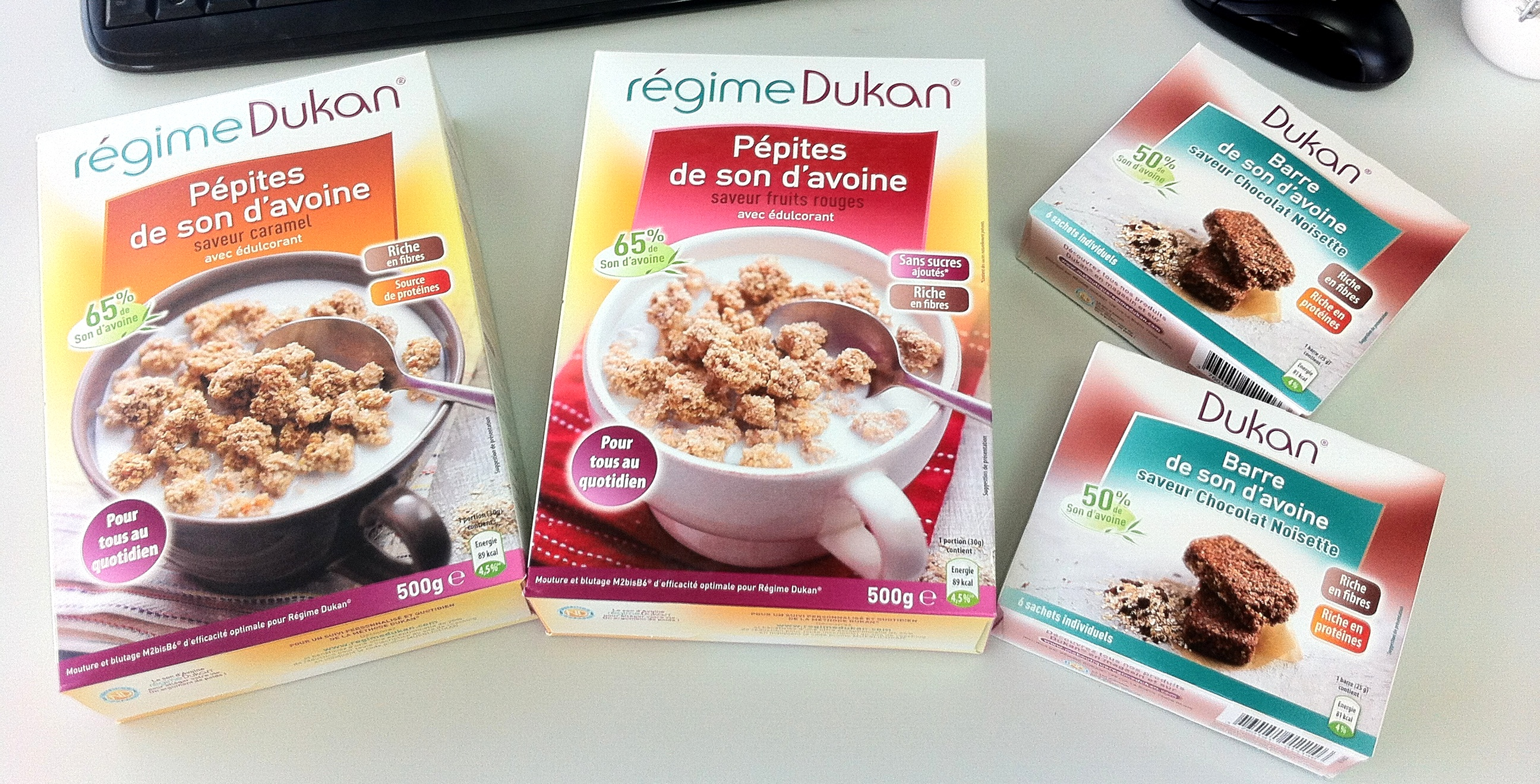 Batoane si cereale Dukan